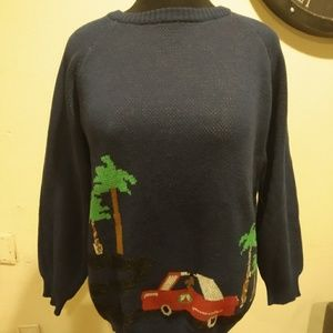ModCloth Crew Neck Sweater